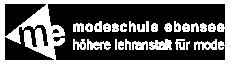MODESCHULE EBENSEE Logo